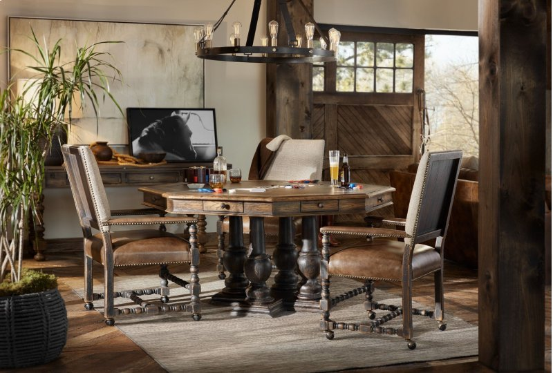 Additional Dining Room Castle Hills 60in Game Table