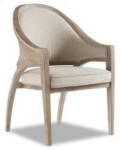 Dining Room Affinity Sling Back Chair - Raffia Back