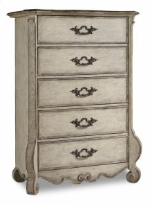 Bedroom Chatelet Five-Drawer Chest