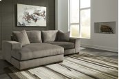 Manzani - Graphite 2 Piece Sectional