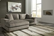 Manzani - Graphite 2 Piece Sectional Product Image