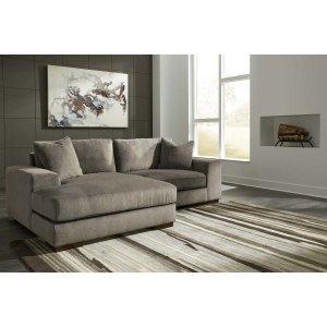 Ashley Furniture Manzani - Graphite 2 Piece Sectional
