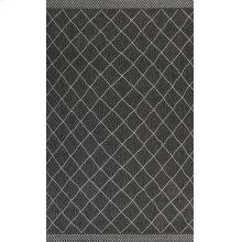 "Farmhouse 3209 Charcoal Rustico 5' X 7'7"""