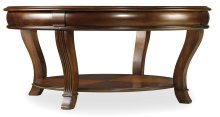 Living Room Brookhaven Round Cocktail Table