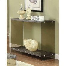 Rustic Grey Sofa Table