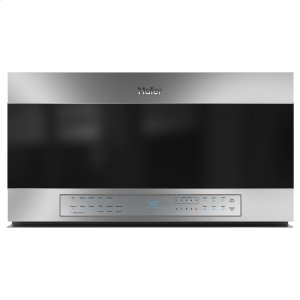 "Haier Appliance30"" 1.6 Cu. Ft. Smart Over-the-Range Microwave Oven"
