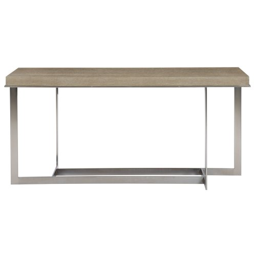 Mosaic Console Table in Dark Taupe (373)