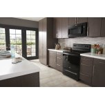 Whirlpool 1.7 Cu. Ft. Microwave Hood Combination With Electronic Touch Controls