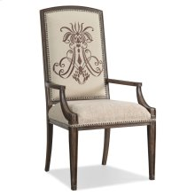 Dining Room Rhapsody Insignia Arm Chair