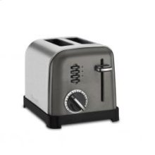 2 Slice Metal Classic Toaster