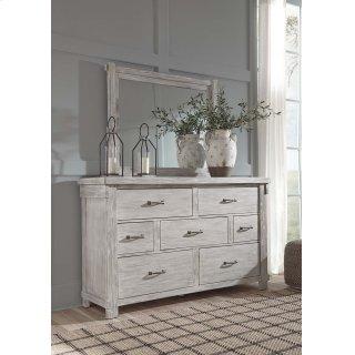 Brashland Dresser & Mirror