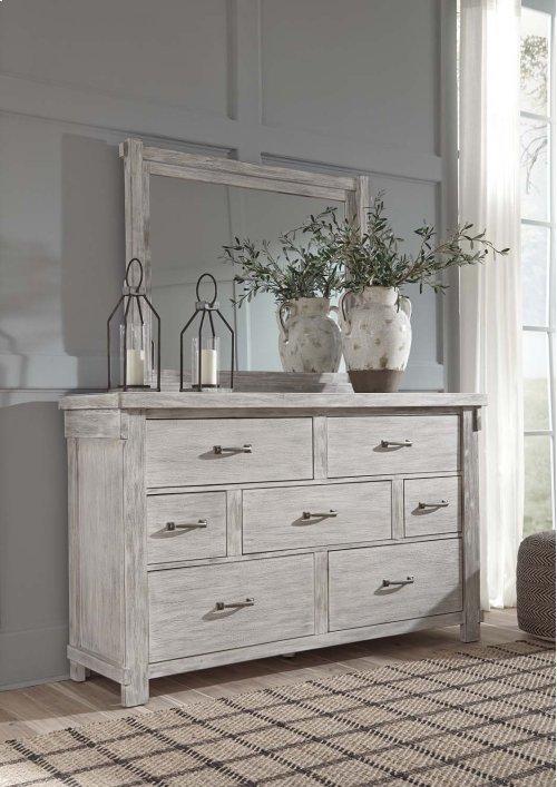 Brashland - White 2 Piece Bedroom Set