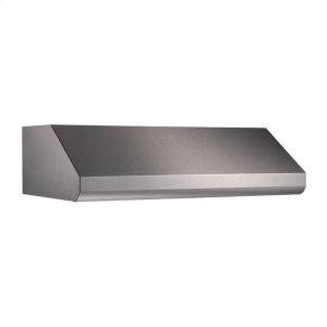 """Broan36"""" 600 Cfm Internal Blower Stainless Steel Range Hood"""