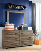 Javarin - Grayish Brown 2 Piece Bedroom Set Product Image
