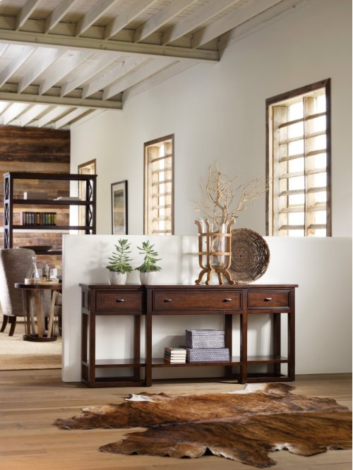 Living Room Lorimer Console Table
