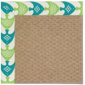 Creative Concepts-Raffia Ocean Current Seaspray Machine Tufted Rugs
