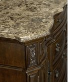 Edington Server (Marble Top) Product Image