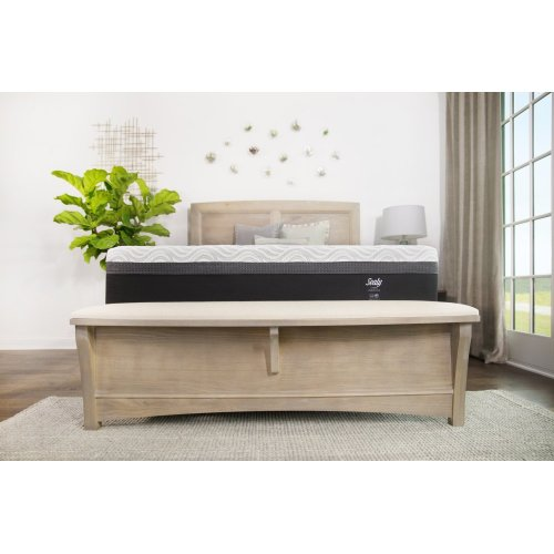 Hybrid - Essentials - Trust II - Firm - King - Mattress Only