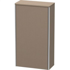 Semi-tall Cabinet, Linen (decor)