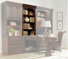 Home Office European Renaissance II Open Hutch