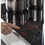 "GE Profile 36"" Built-In Touch Control Cooktop"