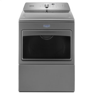 Large Capacity Gas Dryer with IntelliDry® Sensor - 7.4 cu. ft. - METALLIC SLATE