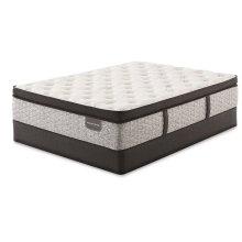Majestic Sleep - Willow Grove - Medium - Euro Pillow Top - Queen