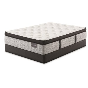 SertaMajestic Sleep - Willow Grove - Medium - Euro Pillow Top - Cal King