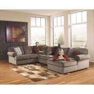 Ashley Furniture Jessa Place - Dune 3 Piece Sectional