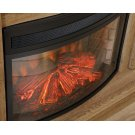Curved Electric Fireplace Converter Kit Product Image