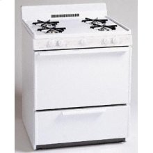 "30"" Gas Ranges"