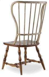Dining Room Sanctuary Side Chair-Drift & Dune