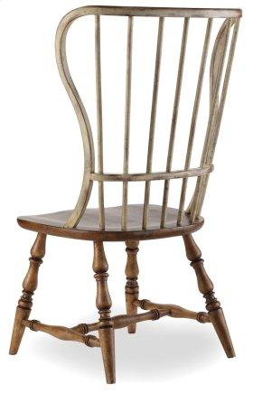 Dining Room Sanctuary Side Chair-Drift & Dune