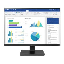 25'' BL55WY Series IPS Desktop Monitor