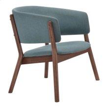 Chapel Lounge Chair Blue