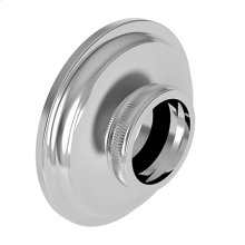 Polished Chrome Shower Rod Brackets