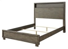 Arnett - Gray 2 Piece Bed Set (Queen)