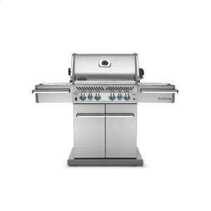 Napoleon GrillsPrestige PRO 500 with Infrared Rear and Side Burners