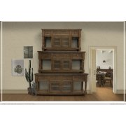 "60"" TV Stand 3 Drawer, 2 Door Product Image"