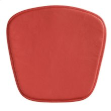 Wire/mesh Chair Cushion Red