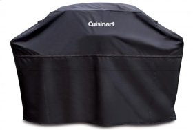 """Heavy-Duty Barbecue Grill Cover, 60"""""""