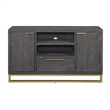 Vogue 1Dwr2Dr Sideboard Black