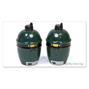 Big Green EggSalt & Pepper Shakers