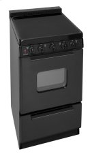 20 in. Freestanding Smooth Top Electric Range in Black Product Image