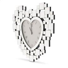 Heart Shaped Clock