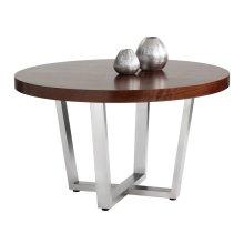 Estero Dining Table - Brown
