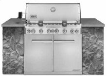 SUMMIT S-660 BUILT-IN Natural Gas Grill