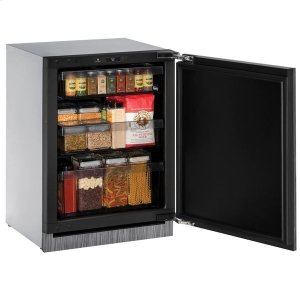 "U-Line24"" Refrigerator With Integrated Solid Finish (230 V/50 Hz Volts /50 Hz Hz)"