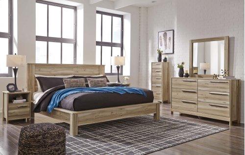 Kianni - Taupe 2 Piece Bedroom Set