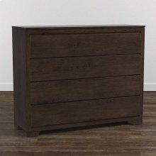 Bench*Made Oak 4 Drawer Dresser